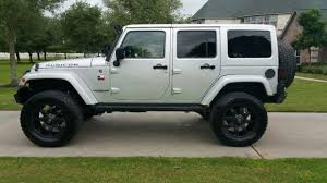 2012 jeep wrangler 4 door
