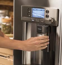ge profile refrigerator with keurig. Exellent Keurig GE Caf French Door Refrigerator  And Ge Profile Refrigerator With Keurig