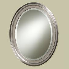 mirror bathroom best 25 brushed nickel mirror ideas on pinterest wall mirrors