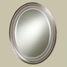mirror bathroom best 25 brushed nickel mirror ideas on pinterest wall mirrors