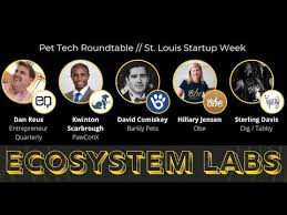 Pet Tech Roundtable at St. Louis Startup Week 2020 - YouTube