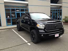 Toyota Tundra Black Lifted. Beautiful Toyota Tundra Limited ...