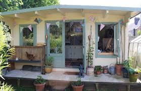 an artists studio tucked away in the