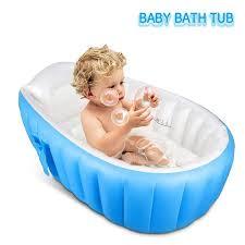 yt 226a baby bath kids bathtub portable inflatable safety thickening washbowl baby bath tub