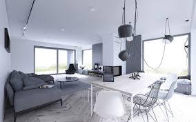 Wunderschöne Skandinavische Wohn Und Esszimmer Ideen
