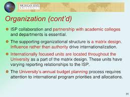 Ppt Campus Based Models To Support Internationalization
