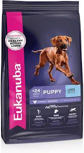 Eukanuba Large Breed Puppy Dry Dog Food 33 Lb Bag
