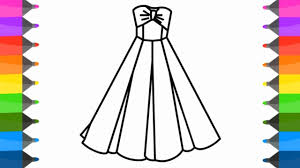 Cut the dolls from the pages with the base dolls. Beautiful Dresses Colouring Pages Coloring Material Printable Dress Ballerina Free Old Fashion Just Eyes Golfrealestateonline