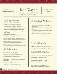 Updated Resume Examples New Our Updated Resume Examples 48 Resume Examples 48