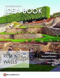 retaining walls for backyards idea