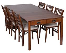 stakmore traditional expanding table finish fruitwood