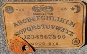 Ouija Board Coffee Table 1917 Antique Ouija Board Talking Board William Fuld With