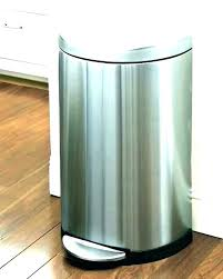 13 gallon kitchen trash can s tall bags black