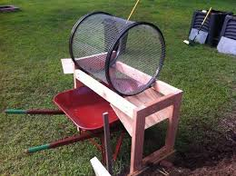 the average gardener or diyer doesn t need a full size motorized sifter this is a great alternative as it is smaller easy to build and affordable