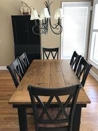 farmhouse table ideas farmhouse table furniture with dining sets ideas 3 farm table decor ideas