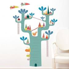 kids wall decals tree wall decal