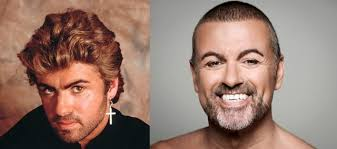 george michael then now. Interesting Michael George Michael Inside Then Now S