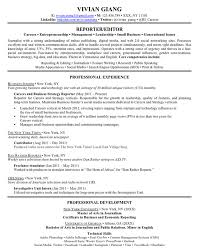 How To Write An Excellent Resume Business Insider Inspiration Sections Of A Resume