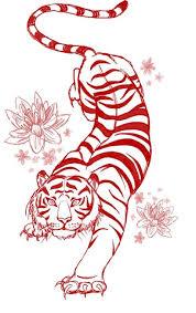 tiger drawing tattoo. Fine Tattoo Tiger Print Tattoo  FlashArt Commission By Megantoy On  DeviantART For Drawing H
