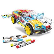 Diy Car Design Hot Wheels Maker Kitz Diy Design Race Kit Bladez Toyz