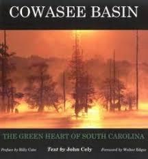 book jacket for cowasee basin