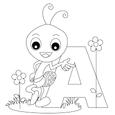 Printable Letters Coloring Pages New On Painting Picture Coloring