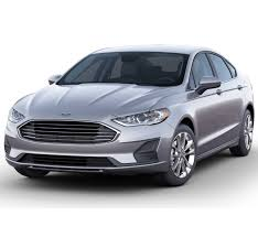 Ford Fusion Color Chart 2019 Ford Fusion Colors W Interior Exterior Options