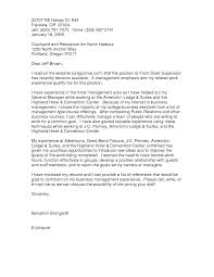 Hotel Job Cover Letter Hotel Job Cover Letter Full Size Of