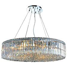 worldwide lighting cascade collection 18 light polished chrome and crystal chandelier
