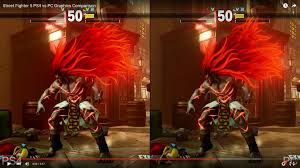 digital foundry street fighter 5 ps4 vs pc neogaf
