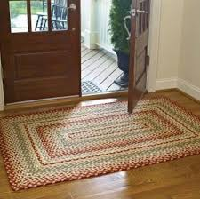 6 x 6 rug. Park Designs Mill Village Braided Rectangle Rug 48 X 72 For 4 6 Prepare 7
