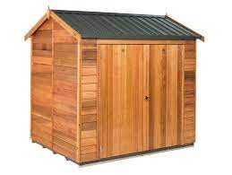 cedar astor timber garden shed garden