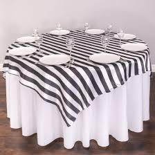 shower exquisite black and white striped tablecloth nice with color combination black and white striped tablecloth