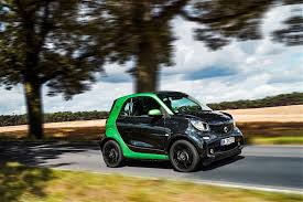 SMART fortwo Electric Drive specs - 2016, 2017, 2018 - autoevolution