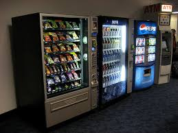 Vending Machine Repair Orange County