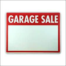free garage sale signs garage signs for sale garage garage sale signs with stakes cheap