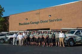 the precision team outside of their norcross office