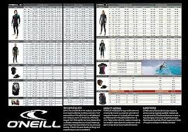 Oneill Gooru Style 1815 Womens Long Sleeve Wetsuit Size 6