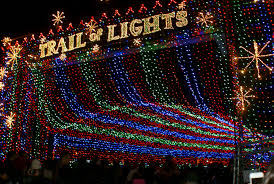Christmas Light 11 Of The Best Christmas Lights Displays In Texas