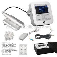 eyebrow tattoo micropigmentation machine intelligent system permanent makeup digital machine device
