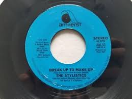 image is loading the stylistics break up to make up you