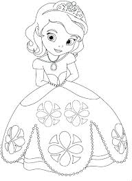 Princess Coloring Page Free Coloring Library Princess Coloring Pages
