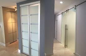 sliding glass closet doors in florida