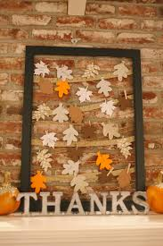Mantle Decorating Ideas For Fall And Thanksgiving.