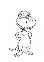 Help your child and get him trained with color recognition by having them color these free printable coloring pages for kids. Dinosaur Train Coloring Pages Best Coloring Pages For Kids