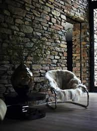 stone wallcovering that the art installation wall covering with artificial stone