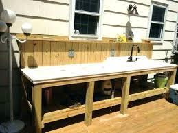 outdoor garden sinks home depot home attractive outdoor sink depot kitchen faucet unique of home depot