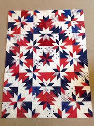 Judy's Grandbaby's Hunter Star quilt. From the Mystery Quilt class ... & Judy's Grandbaby's Hunter Star quilt. From the Mystery Quilt class by Lora  Zmak and Lisa Adamdwight.com