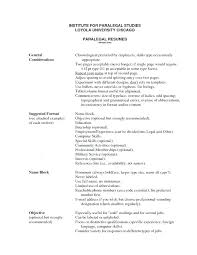 Paralegal Resume Amazing Paralegal Resume Objective Statement Sample 60 GeoStep
