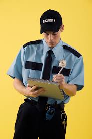Image result for security officer writing report